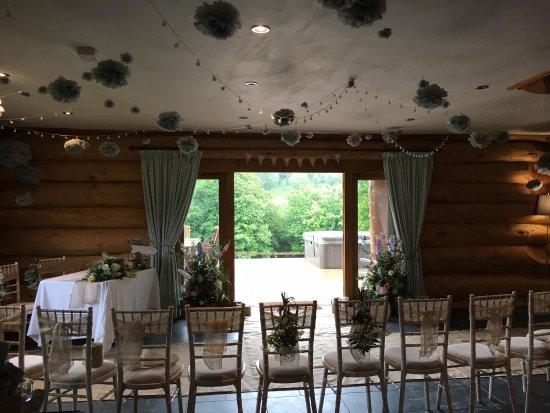 Longtown, UK: Fairytale wedding venue