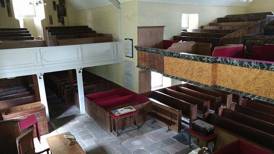East Church Cromarty Interior