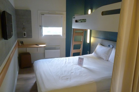 Ibis budget rouen petit quevilly updated 2017 hotel for Hotel petit budget