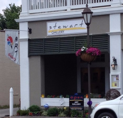 Our gallery on Main Street, Gloucester, Virginia.  Come in!