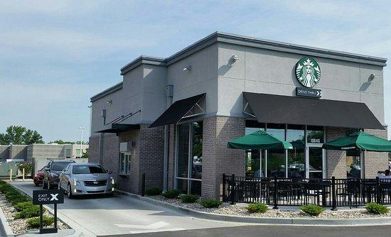 Starbucks - Rt. 28 Milford