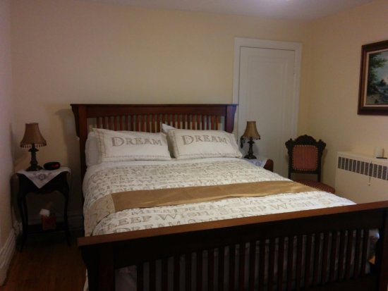 Southampton, Canada: Romeo and Juliet room