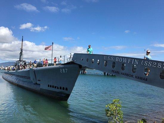 USS 보우핀 잠수함 박물관 & 공원