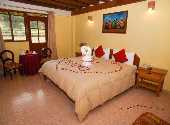Foto de Royal Inka Hotel Pisac Pisac Habitaciones decoradas para
