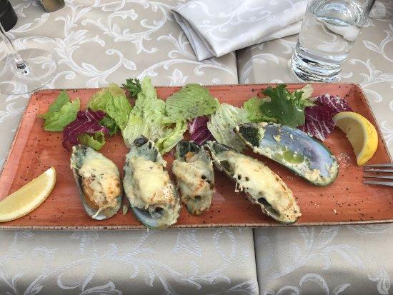 Park Dzhuzeppe: Очень вкусно. Такое ощущение, как-будто бы я побывал в Италии.