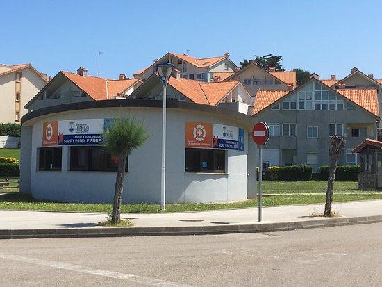 Mogro, Hiszpania: Special Surf School