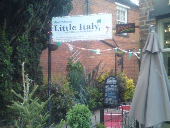 Best Italian Restaurants Wolverhampton