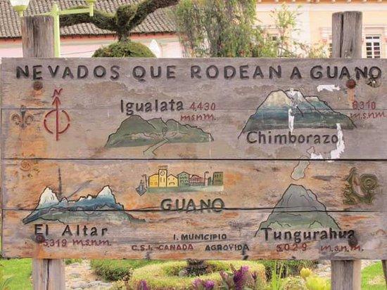 Guano, Ekwador: Sultana de Los Andes