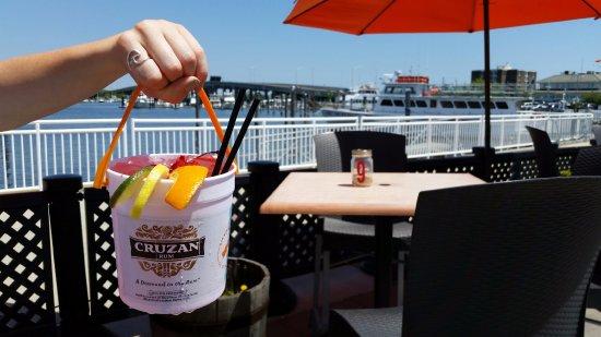 Belmar, NJ: Rum Buckets