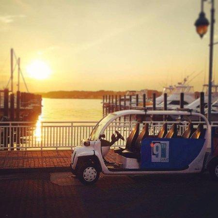 Belmar, NJ: Sunsets