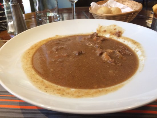 BARBQ: Soupe Carbonade instead of Carbonades Flamandes
