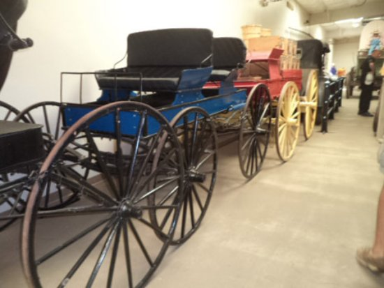 Fallon, NV: Carriages