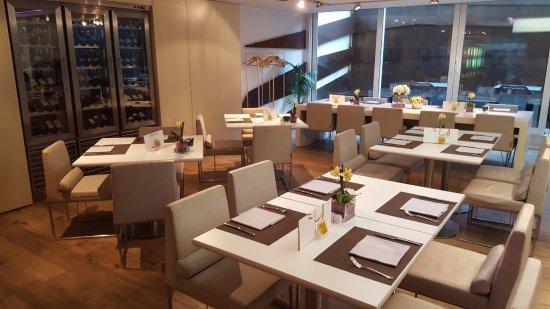 Barcelo Oviedo Cervantes : Restaurant