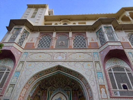 Rani Mahal - A Heritage Hotel: Outside