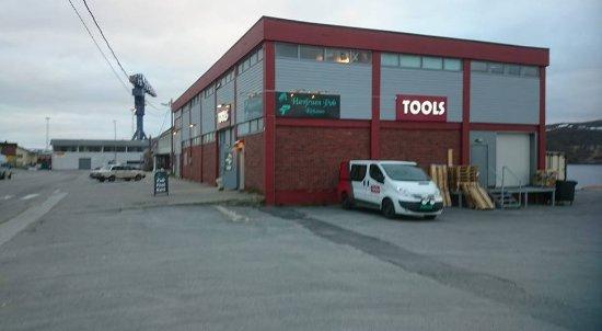 Kirkenes, Norway: 13.juni 2017