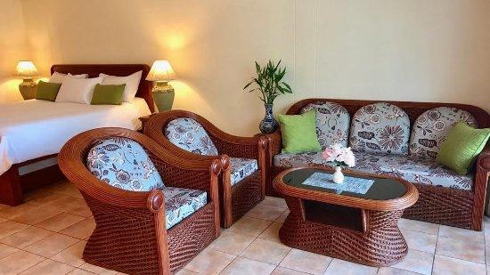 Surin Bay Inn: Deluxe Sea View Room