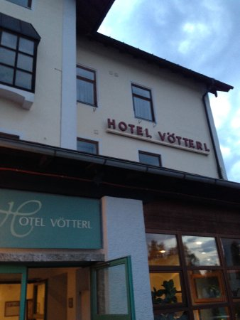 Grossgmain, Austria: Hotel Frontage