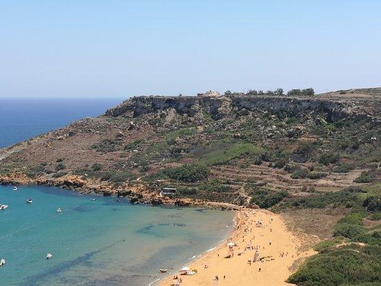 Xaghra, Malta: Ramla Bay