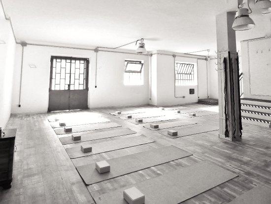 A.S.D. Tandava - La Fabbrica dello Yoga