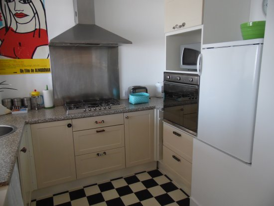 BayView Bed & Breakfast: Little quirky kitchen!