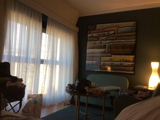 Hotel Spadari al Duomo: Buena vista y buen gusto.
