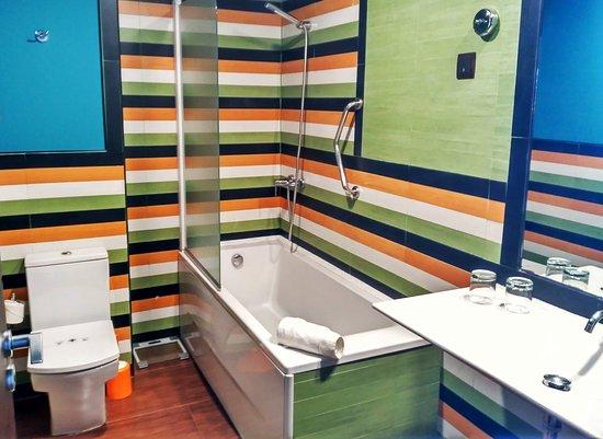 Cuarto de baño - Bild von Hotel Ritual, Torremolinos ...