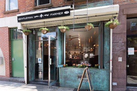 Gentleman Farmer Fort Greene Brooklyn Restaurant