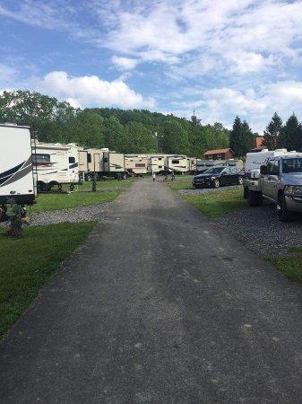 Princeton, Virginia Barat: Brushcreek Falls RV Resort