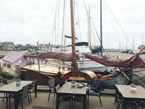 Marken is a magical little town. You feel like a fairy tale. It gives you much peace and harmony