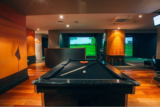 The Golf Lounge