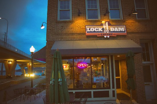 Hastings, MN: Lock and Dam eatery