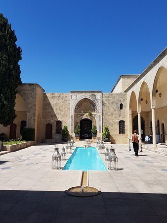Traditional beauty in the heart of Beiteddine
