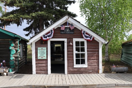 Pioneer Park: Cabin