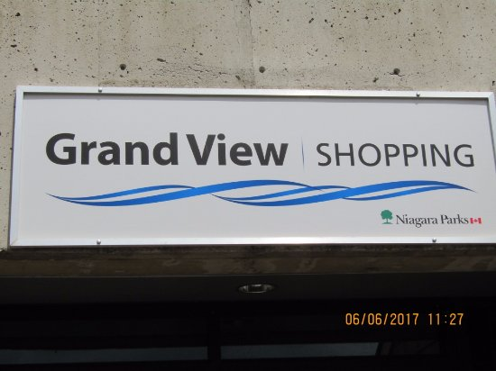 Grand View Marketplace Gift Shop