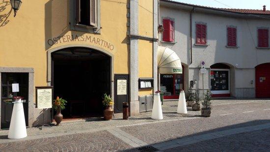 Inveruno, Italie : Osteria San Martino