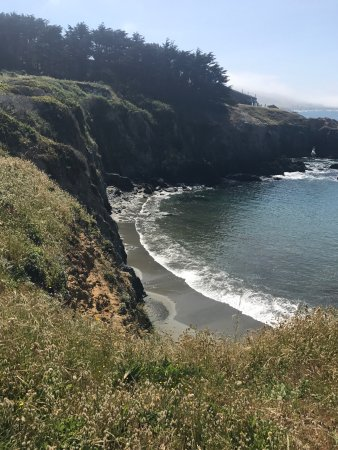 Great views in the morning at the sea ranch lodge