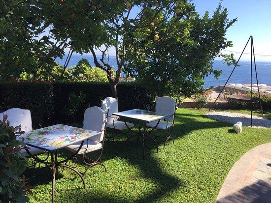 Villa Marina Capri Hotel & Spa: Eine der unzähligen Entspannungsoasen
