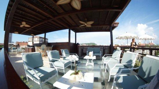 Terraza Mirador Con Cevicheria Picture Of Hotel Capellan
