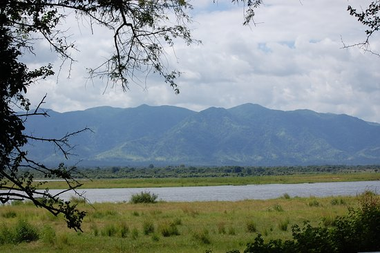 Wilderness Safaris Ruckomechi Camp: View from the lodge's deck
