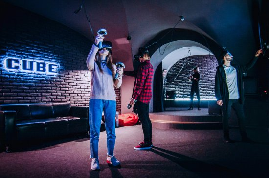 Cube VR Club