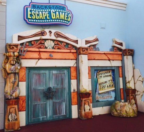 Atlantis Escape Room Myrtle Beach