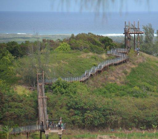 Kahuku, HI: Scenic walk