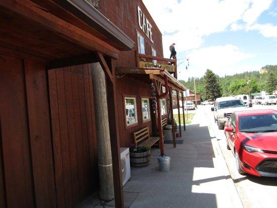 Hulett, WY: Entrance