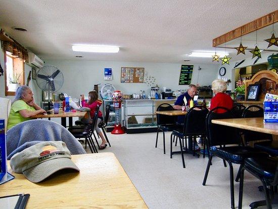 Hulett, WY: Inside