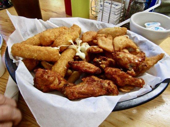Hulett, WY: Appetizers