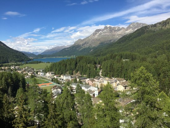 Sils im Engadin Picture