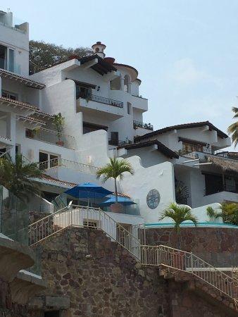 We rented the resort