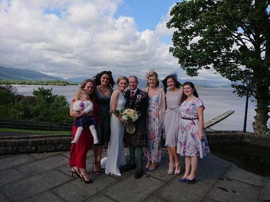 Arden, UK: Wedding 10th June
