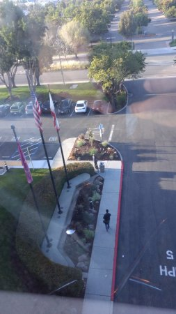 Milpitas, CA: View from room