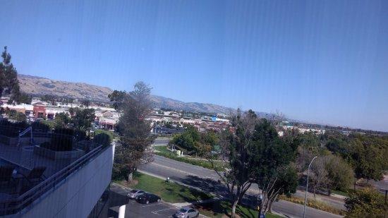 Milpitas, Kalifornien: View of Ranch Market from room